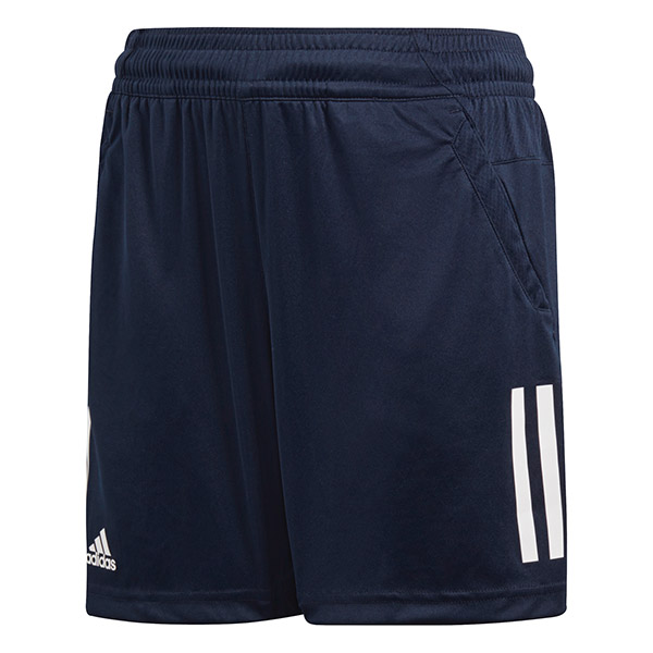 adidas Boys 3-Stripes Club Short