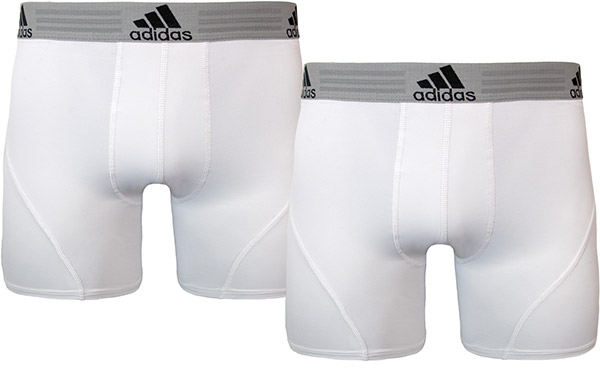 adidas Performance Climalite(2X)Boxer Briefs