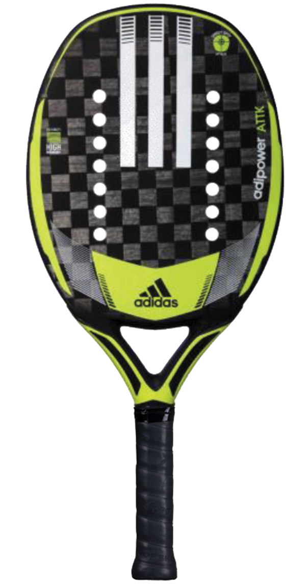 Adidas adiPower Attack Beach Tennis Paddle