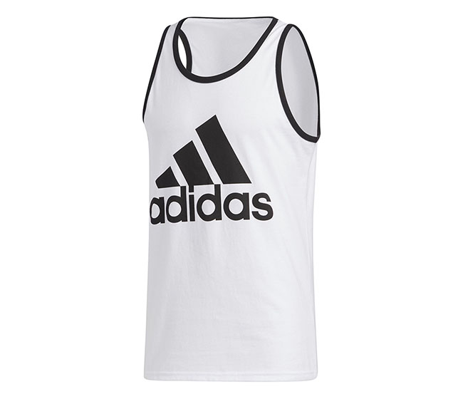 adidas Badge of Sport Classic Tank (M) (White)