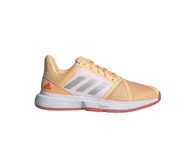 adidas Court Jam Bounce (W) (Orange)