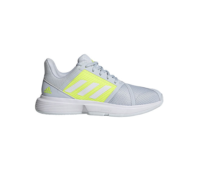 adidas Court Jam Bounce (W) (Light Blue)