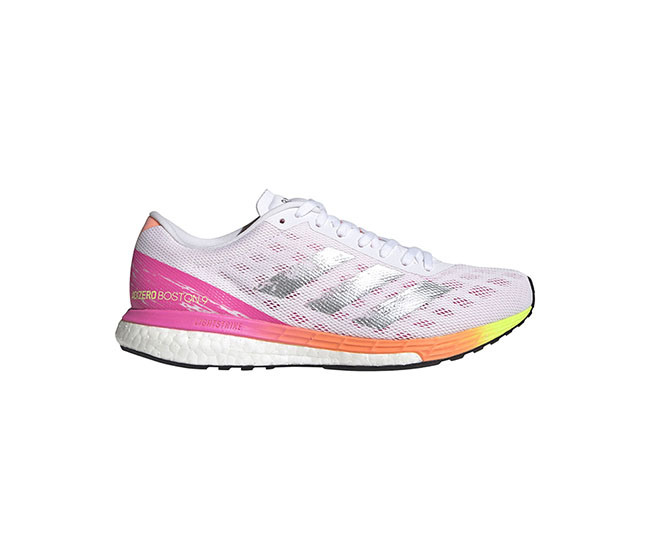 adidas Boston 9 (W) (White/Pink)