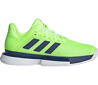 adidas SoleMatch Bounce (M) (Lime/Navy)