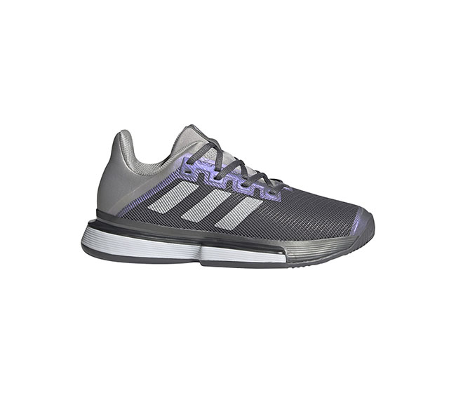 adidas SoleMatch Bounce (W) (Grey)